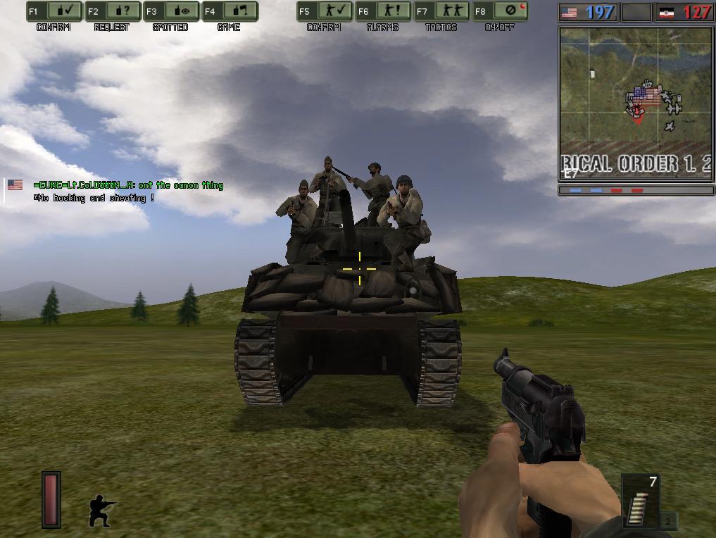 Как сделать battlefield 1942