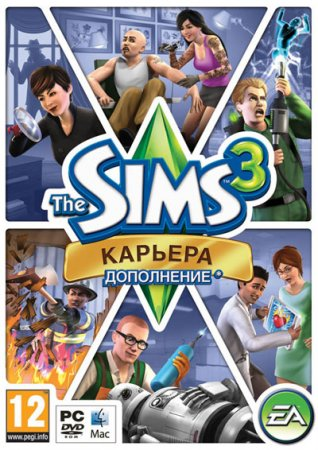 The Sims 3: Карьера (2010)