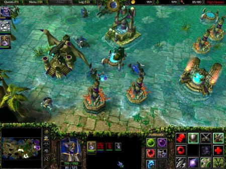 Warcraft 3: The Frozen Throne 1.26а