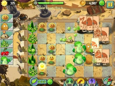 ����� ������ �������� 2: ����� ����� / Plants vs. Zombies 2: It�s About Time