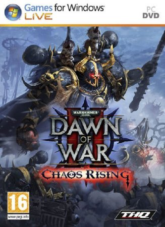 Warhammer 40000: Dawn Of War 2 + Chaos Rising