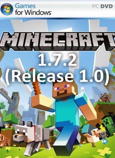 Minecraft 1. 7. 2 (release 1. 0. 1) (hd текстуры, forge и моды) by.