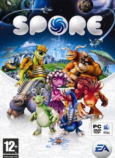 Spore скачать игру 2008