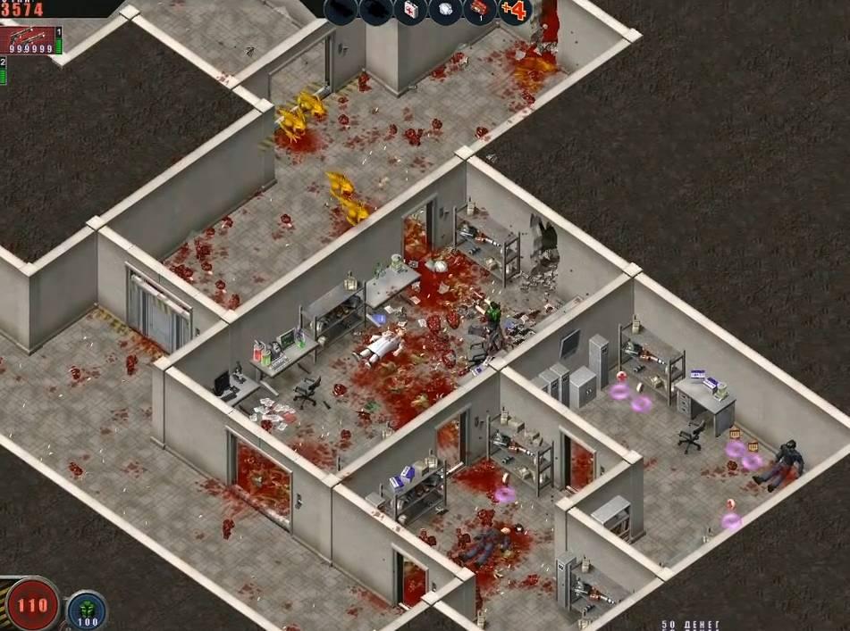 Скачать Игру Alien Shooter Начало Вторжения - фото 8