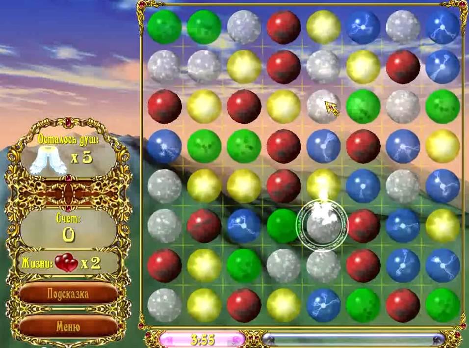 Скачать игры на компьютер волшебные пузыри