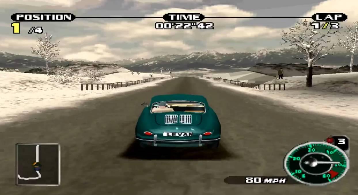 Need for Speed: Porsche Unleashed / NFS:Porsche