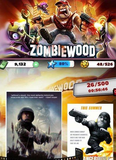 Скачать Игру Zombiewood На Андроид