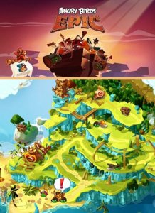 Angry Birds Epic �� �������