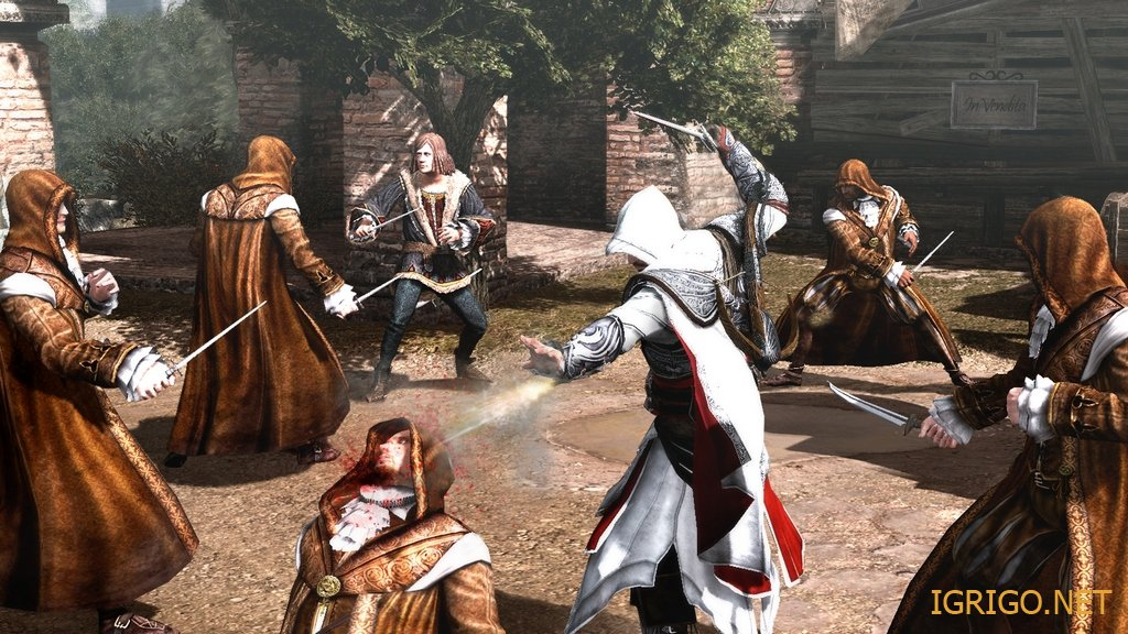 Торент Assassins Creed Brotherhood