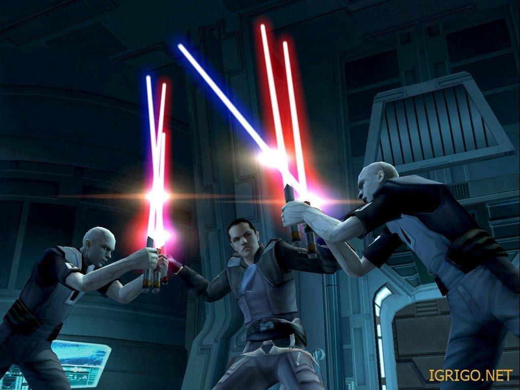 Скриншот star wars: the force unleashed 2 #12196 > компьютерный.