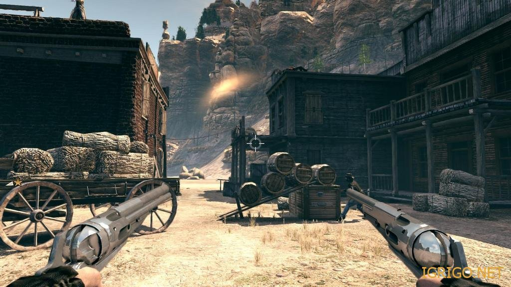 Call of juarez-2 скачать