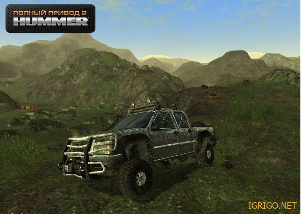 скачать игру Hummer полный привод 2 - фото 10