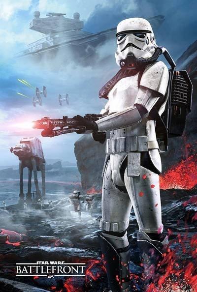 Star wars battlefront скачать 2015 на пк.