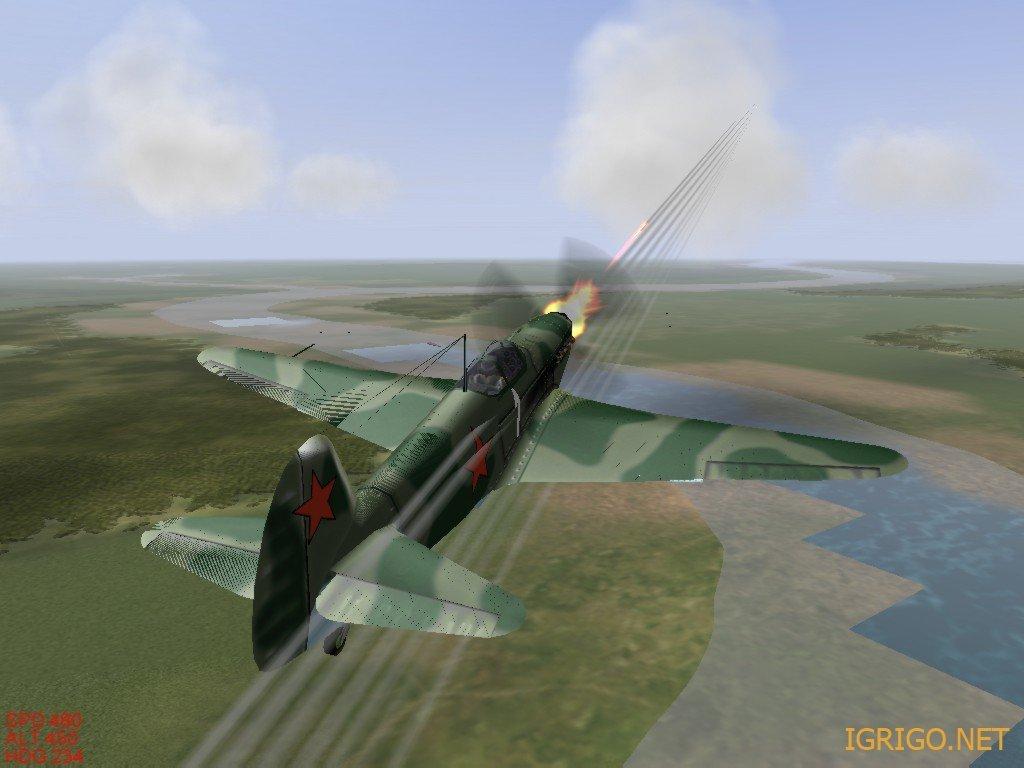 Скачать il-2 sturmovik: battle of moscow / битва за москву торрент.