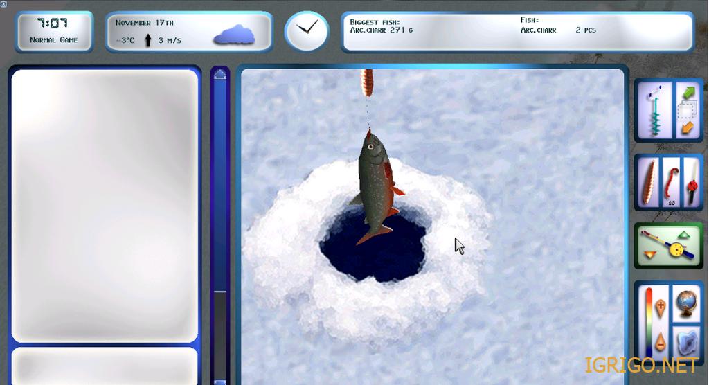 Игра зимняя рыбалка 2 скачать на компьютер