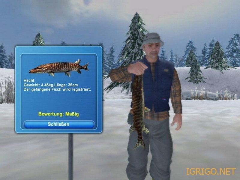 скачать игру большая рыбалка через торрент - фото 9