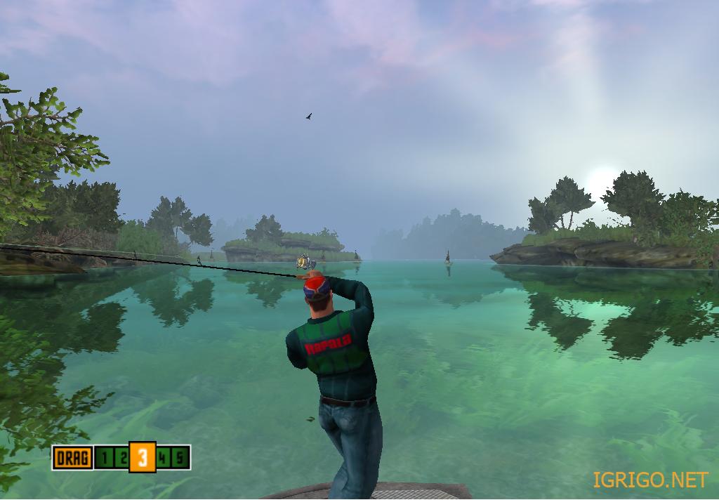 симулятор рыбалки на пк список