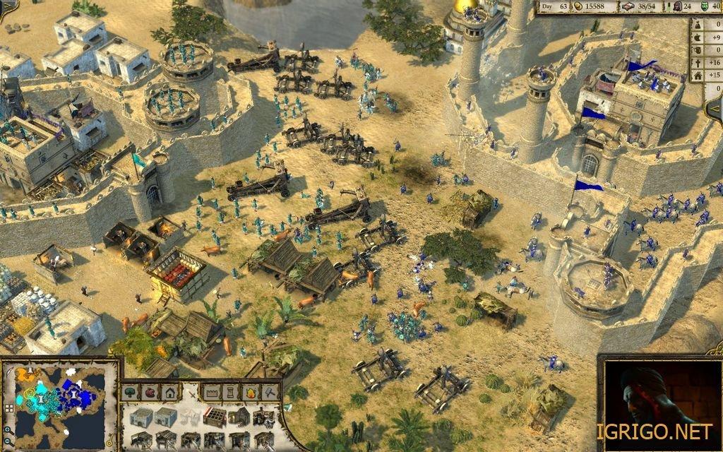 Stronghold Crusader 2 Торрент