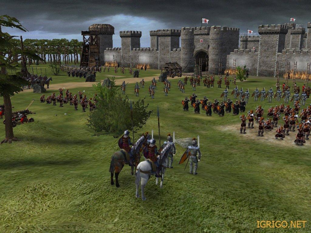 скачать игру Stronghold на пк - фото 6