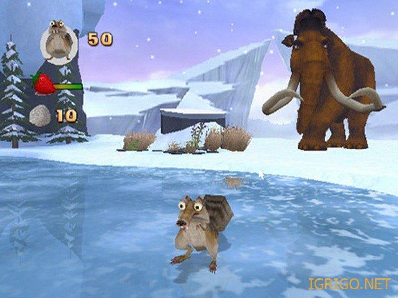 Ледниковый период 4: континентальный дрейф. Арктические игры (2012.