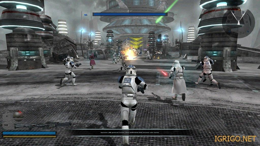 Star wars: battlefront 2 (2005) скачать торрент бесплатно.