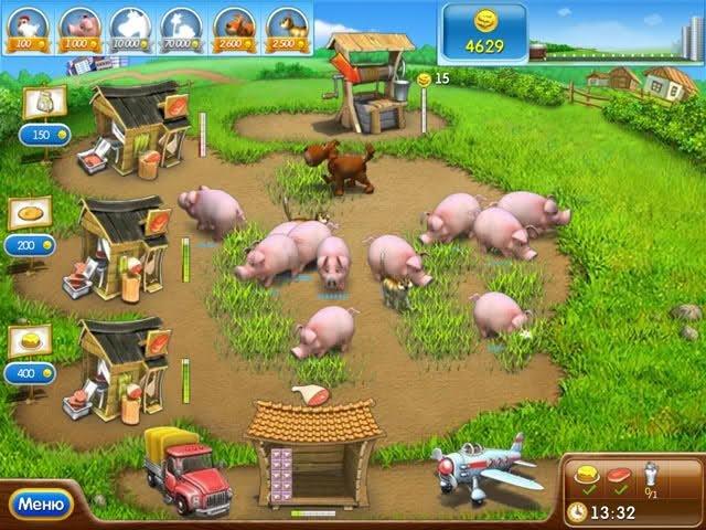 Веселая Ферма 1 Игра Скачать - фото 8