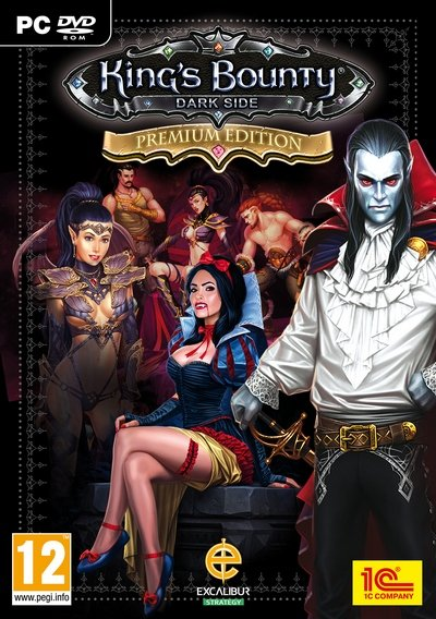 King's bounty: dark side (2014) минимальные и рекомендуемые.
