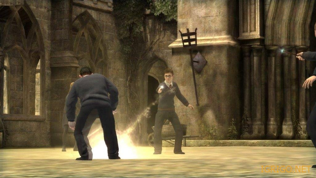 Прохождение Игры Гарри Поттер И Орден Феникса