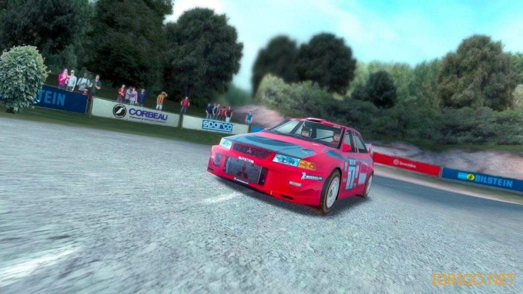 Colin mcrae rally 2005 free download « igggames.