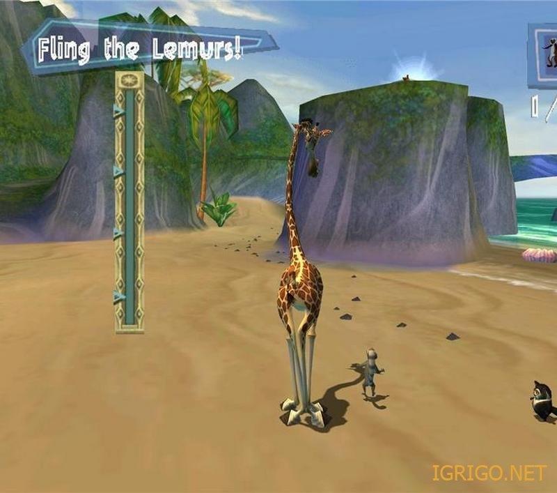 Скачать игру через торрент пингвины мадагаскара.