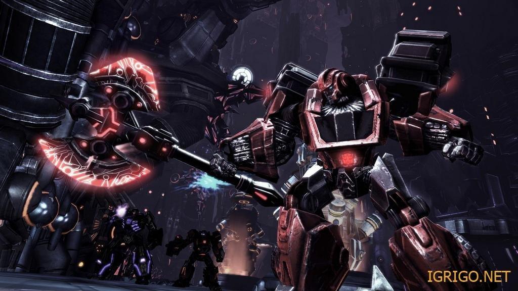 Transformers битва за кибертрон