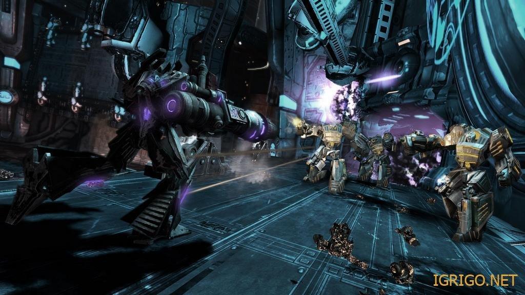 как скачать игру трансформеры битва за кибертрон видео - фото 11