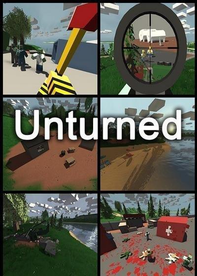 скачать игру Unturned 2014 - фото 5