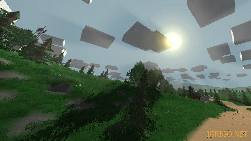 скачать игру Unturned 2014 - фото 7
