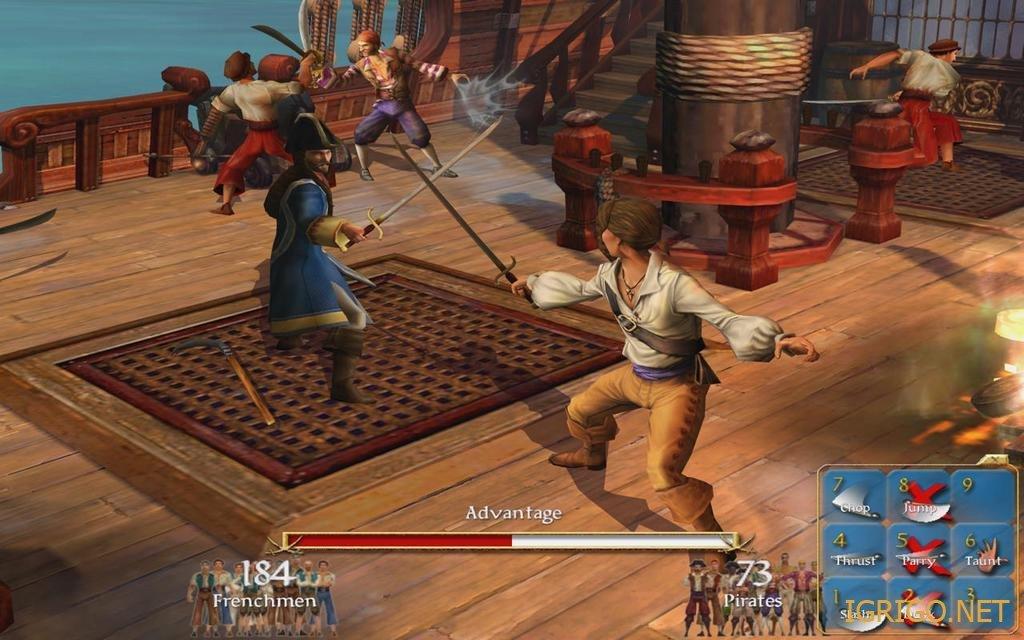 сид мейер пираты скачать торрент - фото 6
