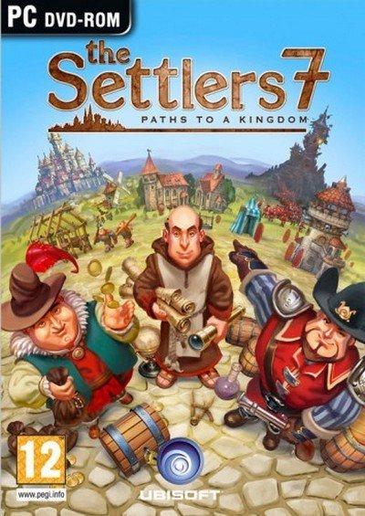 скачать игру через торрент бесплатно Settlers 7 - фото 11