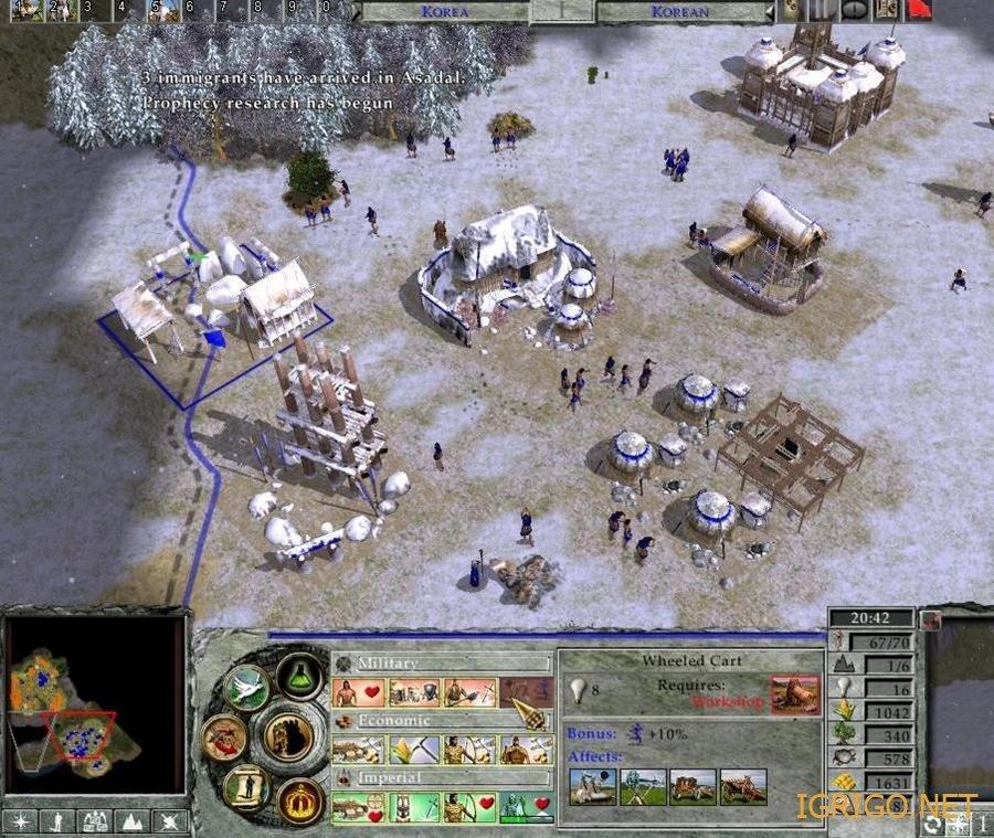 Empire Earth 2 игра скачать торрент - фото 9