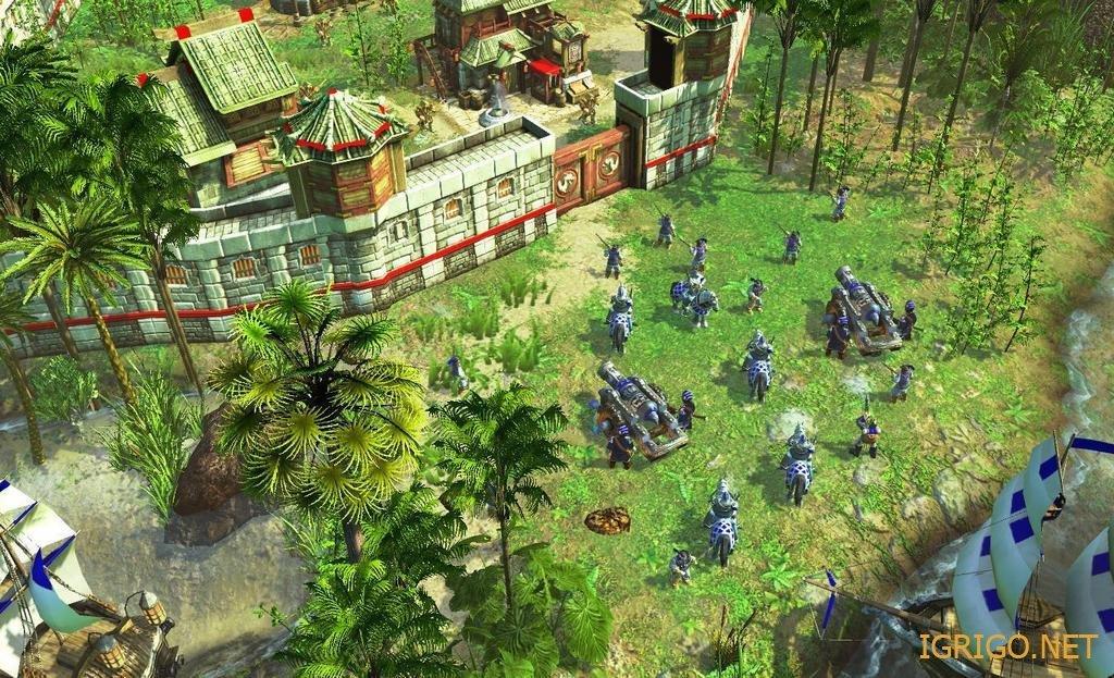 Empire earth 3 скачать через торрент.
