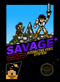 SAVAGE: The Shard of Gosen (2018)