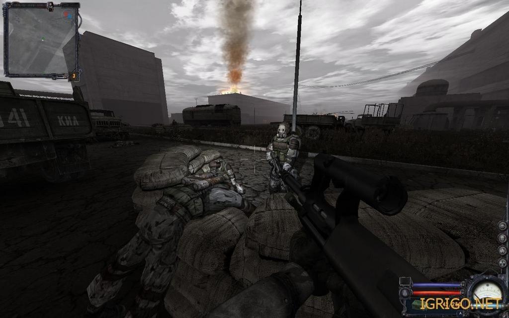 скачать игру сталкер чистое небо бесплатно на компьютер на Windows 7 - фото 11