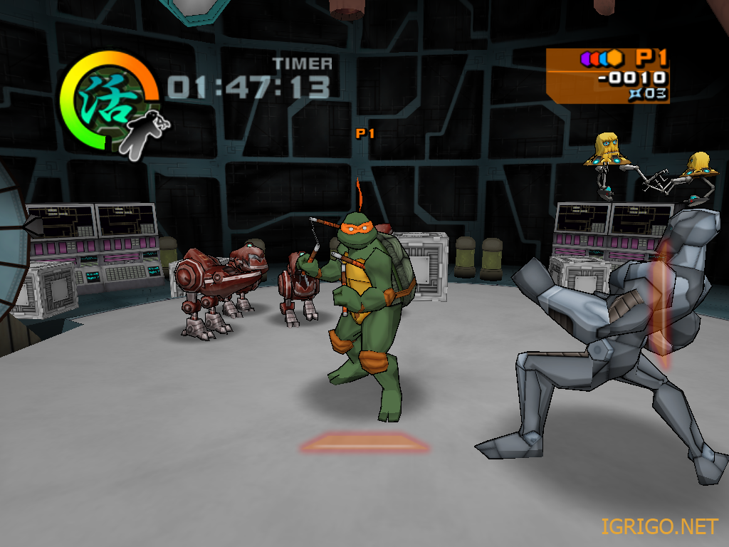 скачать игру черепашки ниндзя батл нексус - фото 4