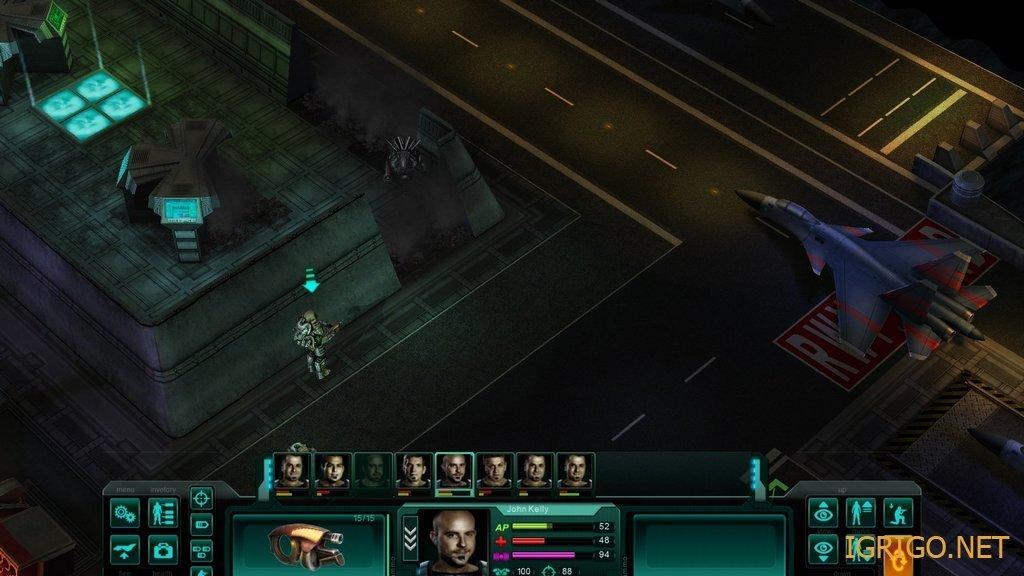 Ufo2extraterrestrials: battle for mercury - screenshots gallery - screenshot 2/7 - gamepressurecom