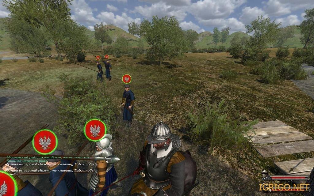 Скачать Игру Mount And Blade Великие Битвы Через Торрент - фото 7