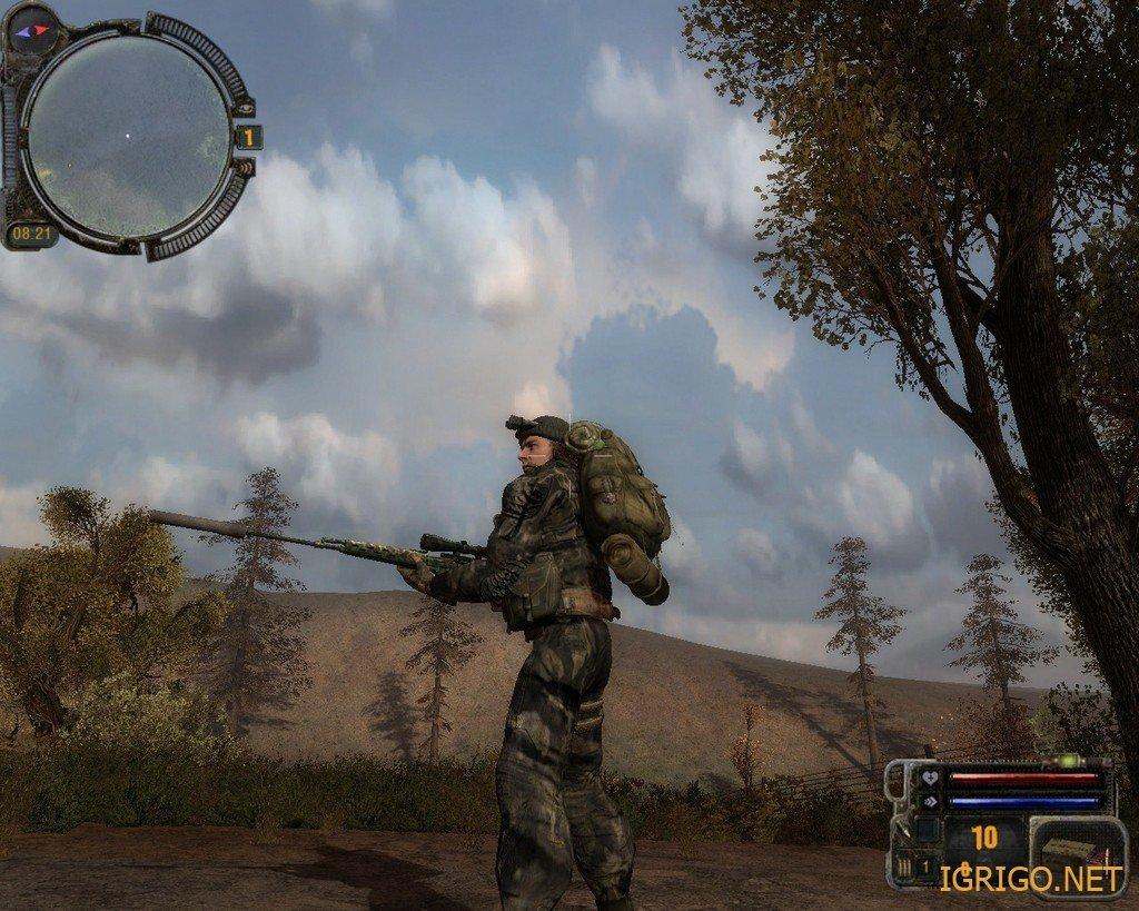 скачать игру сталкер снайпер 1 через торрент бесплатно на компьютер