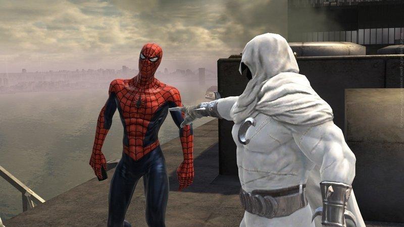 скачать игру новый человек паук 4 через торрент бесплатно на компьютер - фото 3