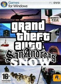GTA: San Andreas - Winter Edition