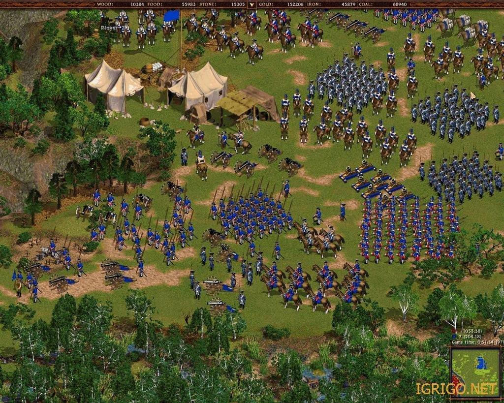 Игра казаки последний довод королей скачать бесплатно через торрент