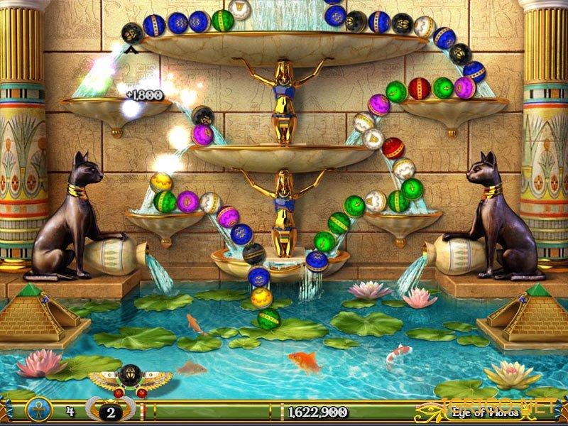 Скачать Игру Луксор 5 Бесплатно На Компьютер Полную Версию - фото 9