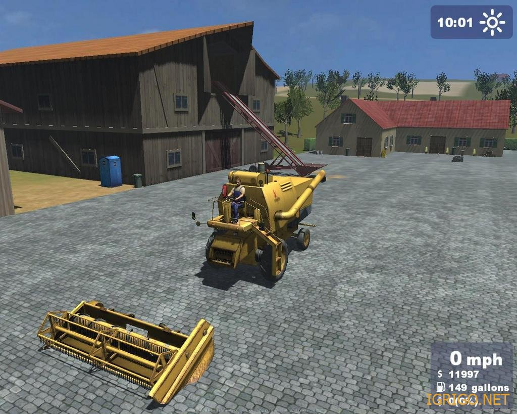 Farming Simulator 10 скачать торрент - фото 8