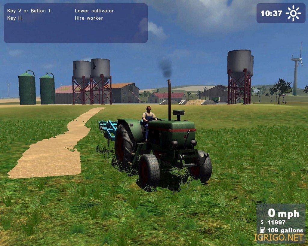 фермер симулятор 2009 скачать игру